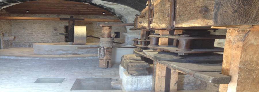 Ancient Wine Press 1