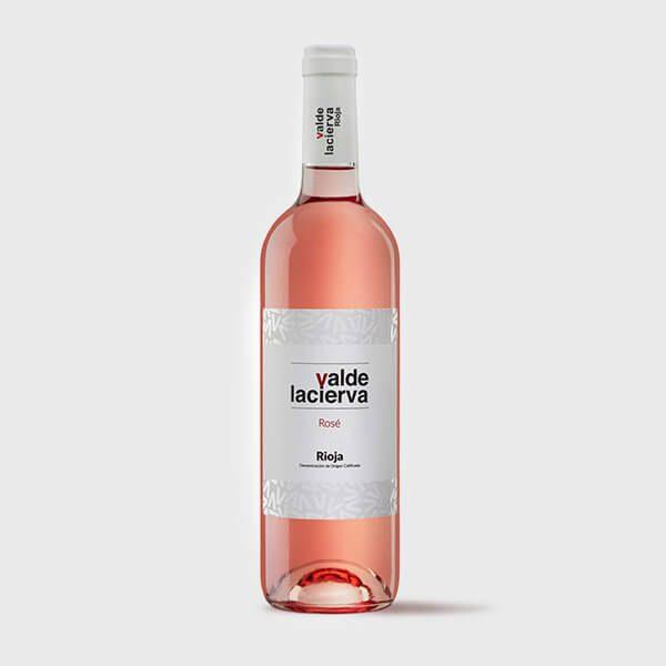 Valde Lacierva Rose Rioja