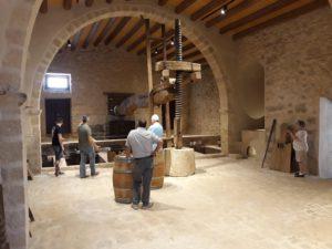 Ancient Wine Press